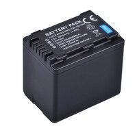 1X3900 Mah VW-VBT380 VBT380 VBT190 Batterij Voor Panasonic HC-V110  HC-V130  HC-V160  HC-V180  HC-V201  HC-V250  HC-V260 Batterijen