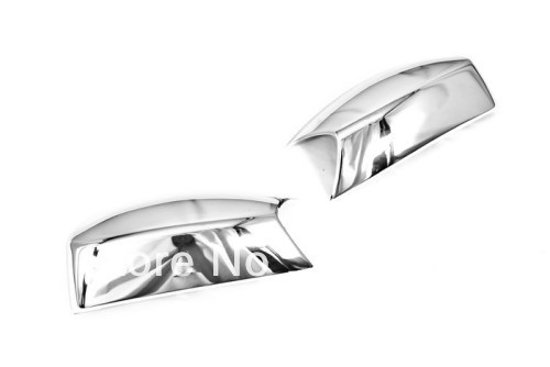 Prix pour Car Styling Chrome Side Mirror Cover Pour Ford S-MAX 2007-2009