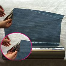 Window Film One Way Mirror Silver Insulation Stickers Solar Reflective