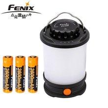 2018 Fenix CL30R Фонари MAX 650 люмен лагерь лампы 3 шт. 2600 мАч 18650 Li-Ion Батарея