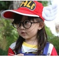 2016Lovely Arale Angel Hat Wing Baseball Hat Children and Parenting Hat