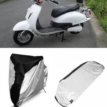 ec14a29aab5 Vehemo de la motocicleta cubierta impermeable moto de la motocicleta  Scooter al aire libre protección lluvia cubierta de polvo