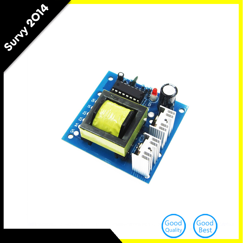 DC-AC Converter Input 12V to Output 110V 220V AC 150W Inverter Boost Board Transformer Power Step-up