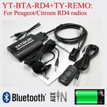 Yatour Bluetooth autoradio lettore musicale per Peugeot Citroen RD4 radio