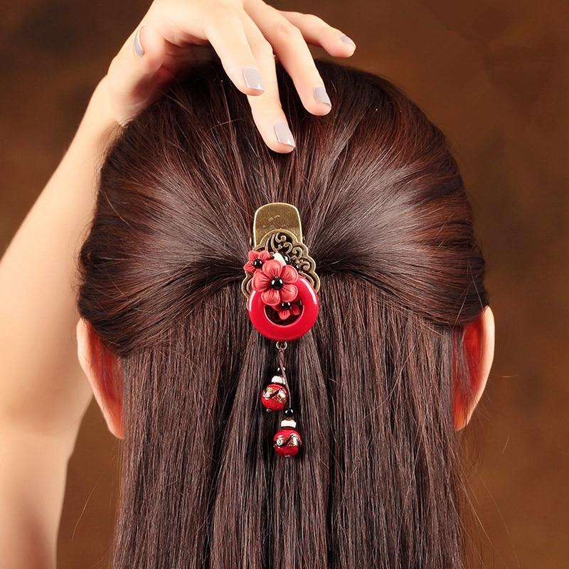 Luxury Charm Wedding Hair Jewelry Accessories For Women Gold Color Head Hair Clip Tiara Crown Peinetas Coroa De Noiva
