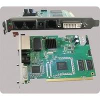 SRY Sending Cards Led Linsn Control Card Ts802d Synchronous Sending Card