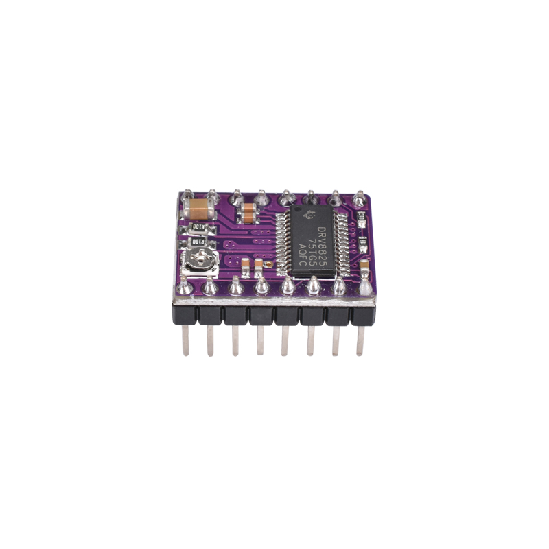 Stepper Motor Driver With Heat sink as 3D Printer Parts with Built-in Regulator 15