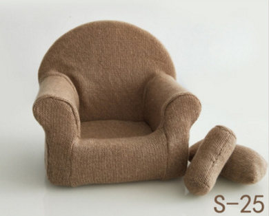 Baby Sofa Chair Newborn Photography Prop Small Sofa Chair Shooting
