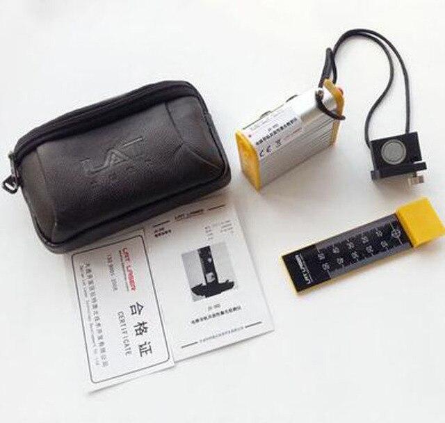 Aufzug schiene coplanarity laserdetektor JS 302, lift laser tracker/kalibrierung herrscher/führer herrscher