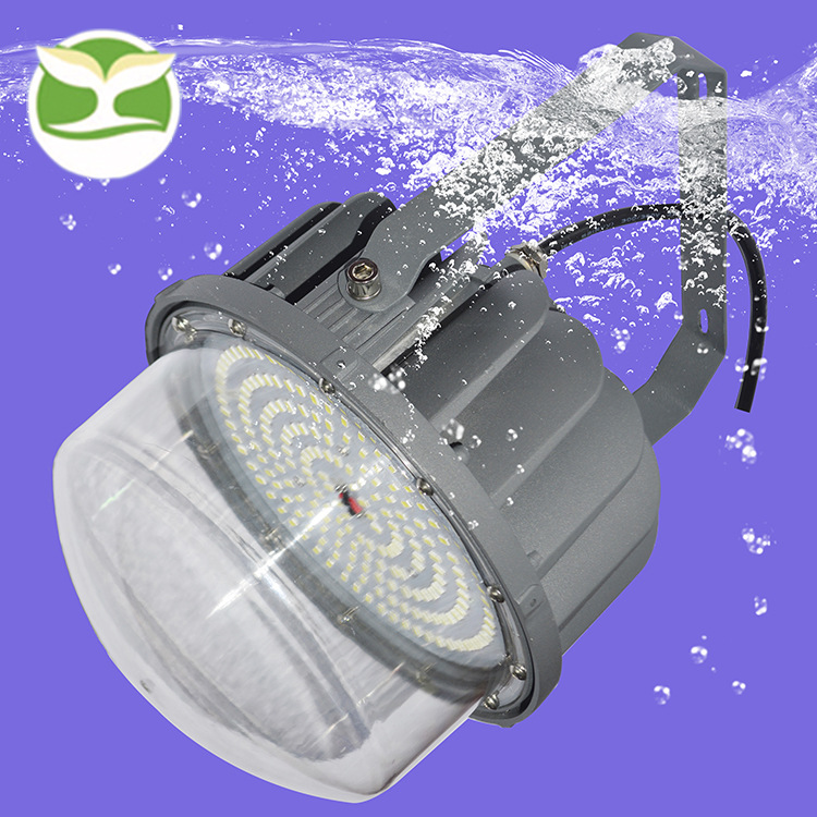 Water-proof LED industrial and mining lamps anti-explosion factory workshop light high-power chandelier industrial lamps цены