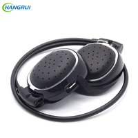 HANGRUI Wireless Bluetooth Earphone Touch Screen Headphones With Microphone Stereo Waterproof Sport Headset For Iphone 7