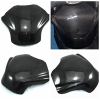 For YAMAHA R6 2008 09 10 11 12 13 14 2015 Carbon Fiber Fuel Gas Tank Cover Protector