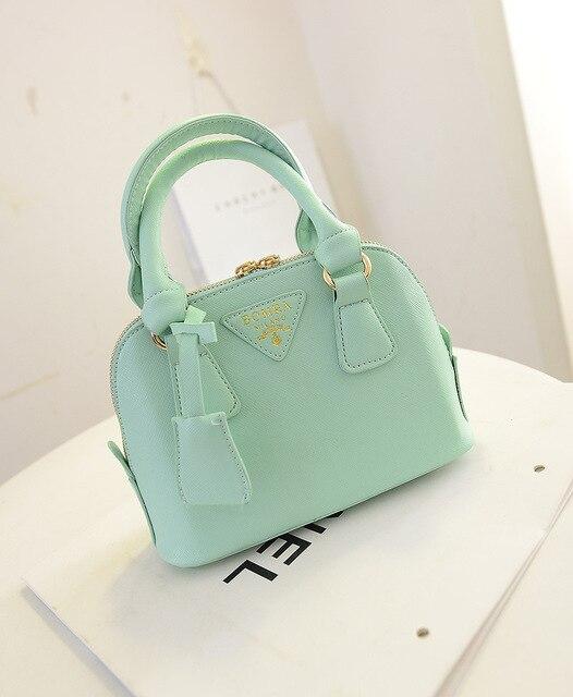 New Arrive brand bag 2016 women leather handbag European fashion women messenger bags brand women bag clutch Crossbody bag
