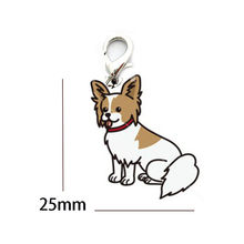 Dog Pet ID Tag Disc Disk Enamel Aksesoris Kerah Kalung Liontin 0402(China)