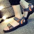 Roman sandals sandals male Korean version of casual shoes new summer sandals slip