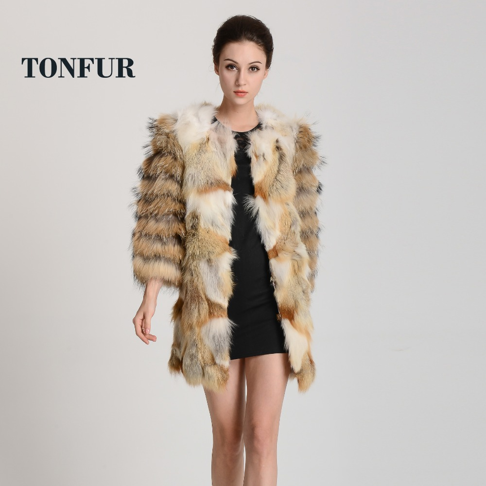 Online Get Cheap Fox Fur Coats for Women -Aliexpress.com | Alibaba ...