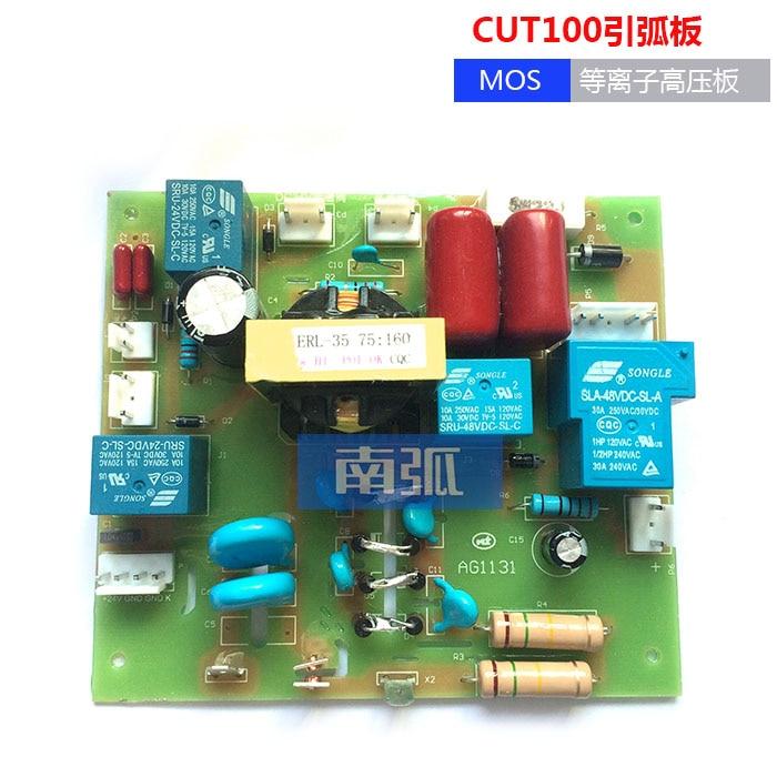 все цены на Inverter Welding Machine Parts Plasma Arc Plate LGK100 High Pressure Plate Inverter Cutting Machine Circuit Board Parts онлайн