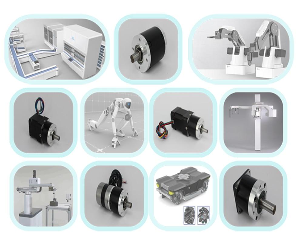 24V pump motor Gear