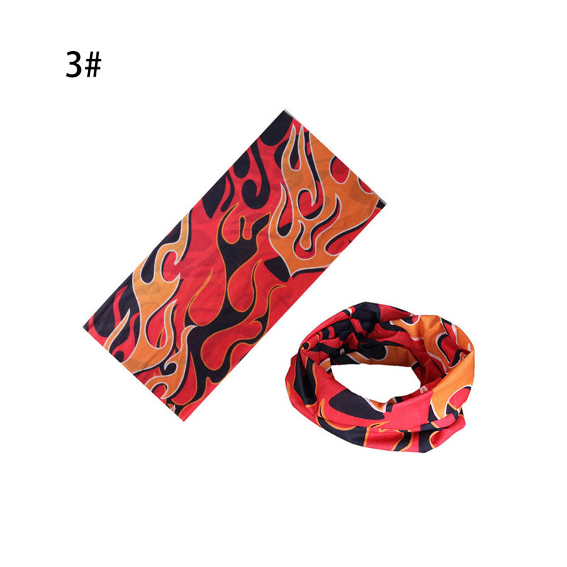 2017 NEW 1PC Outdoor Sport Camping & Hiking Scarves Cycling Bicycle Head Scarf Magic Headband Face Mask Snood Bandana