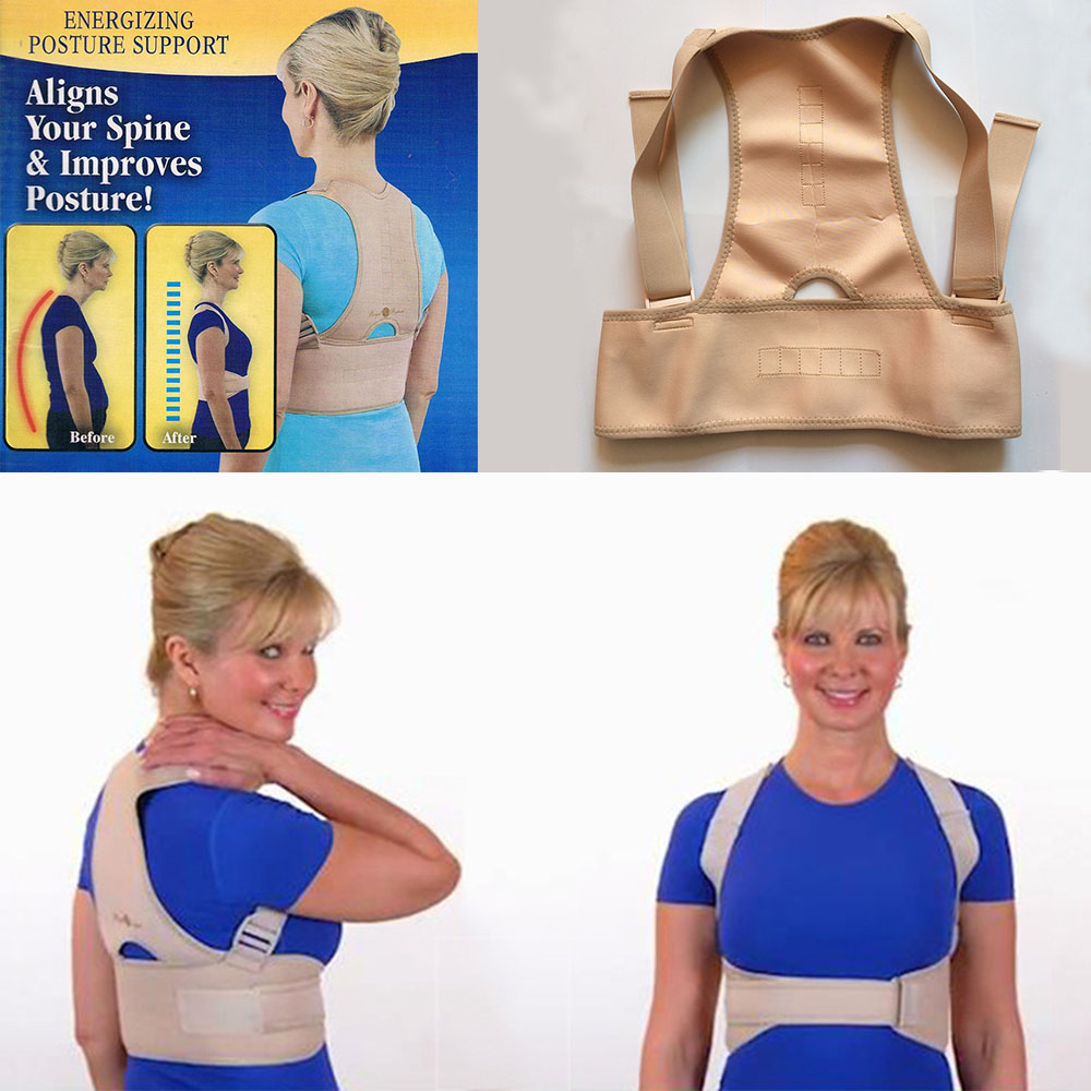 Royal Posture Align Your Spine back brace support garment Royal Posture Back Support Brace Cookware Parts