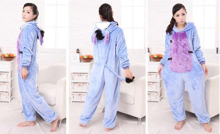 Women\'s Ankle-Length Polyester Pajama Sets RLS-B SL29 4