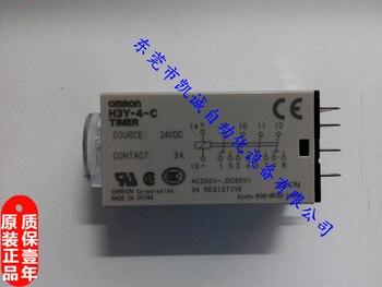 Livraison gratuite capteur H3Y-4-C 1S 24VDC minuterie à semi-conducteurs