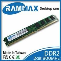 New Sealed Desktop Memory Ram 1x2GB DDR2 LO DIMM 800Mhz PC2 6400 240 Pin CL6 1