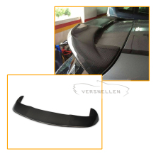 P styleTOP Rear Wing for Mercedes A Class A45 W176 Spoiler A180 A200 A220 A250 A260 Carbon fiber rear roof spoiler 2013-2016