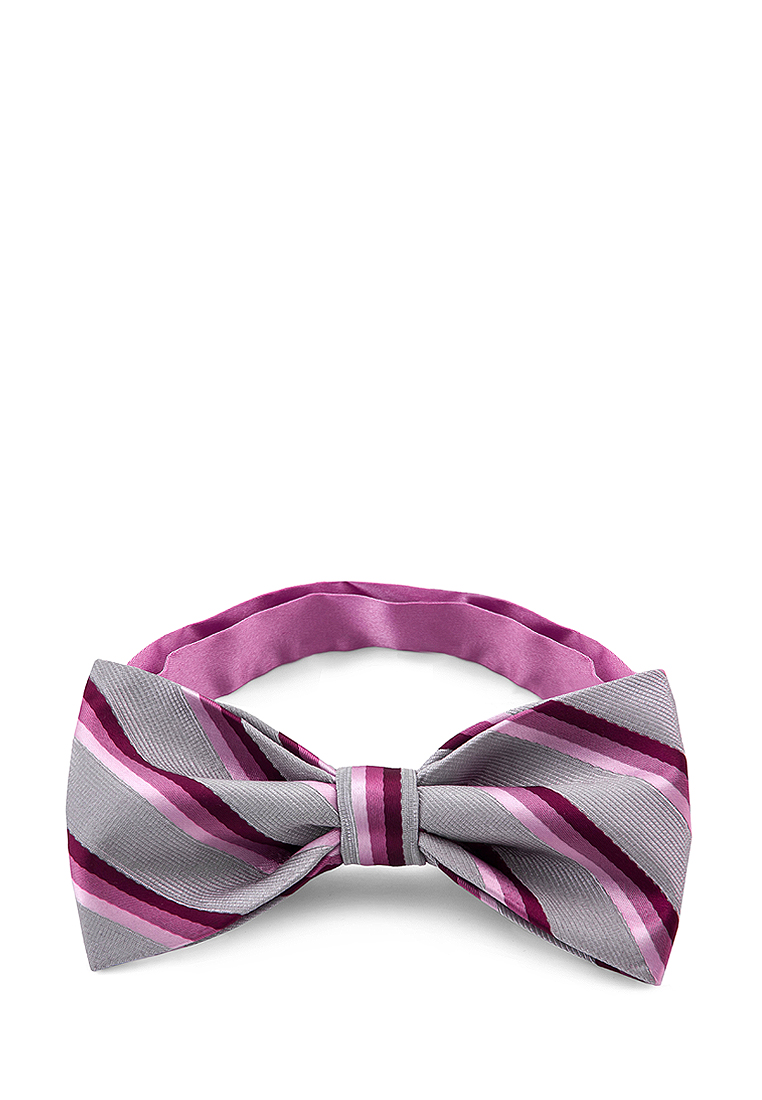 [Available from 10.11] Bow tie male CASINO Casino poly gray 703 10 30 Gray