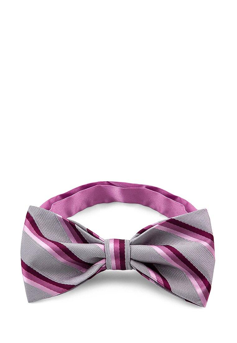 Bow tie male CASINO Casino poly gray 703 10 30 Gray