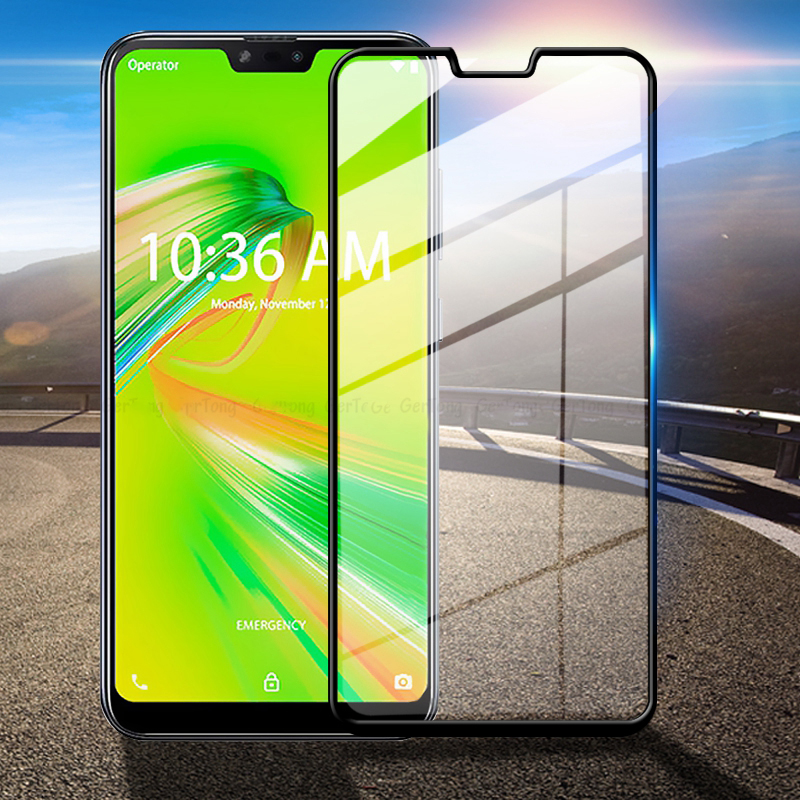 Смартфон 9H HD полное закаленное стекло для ASUS ZenFone Max Shot ZB634KL Защитная пленка для экрана