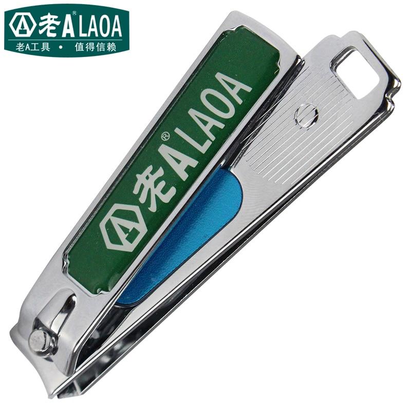 LAOA Ciseaux à ongles Nouveaux coupe-ongles en acier inoxydable - Outillage à main - Photo 2