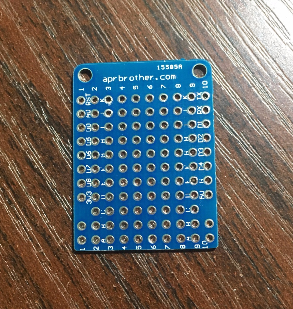 10pcs Prototype Board For ESPea