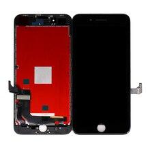 100% Восстановленный ЖК-дисплей qualityчерный/белый сборка ЖК-дисплей дигитайзер для iPHone 7 plus ЖК-сенсорный экран для iPHone 7G 8G ЖК-дисплей