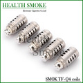 100% Original Smok TFV4 Coil head smok TF-Q4 Quadruple Coils 0.15ohm low resistance coils for smok atomizer free shipping