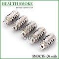 Smok bobina de cabeça TFV4 Smok TF-Q4 do bobinas bobinas para Smok 0.15ohm baixa resistência atomizador