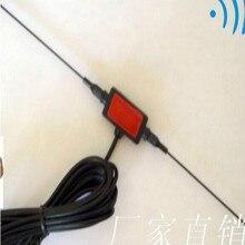 FREE SHIPPING car antenna digital tv antena para carro F HEAD