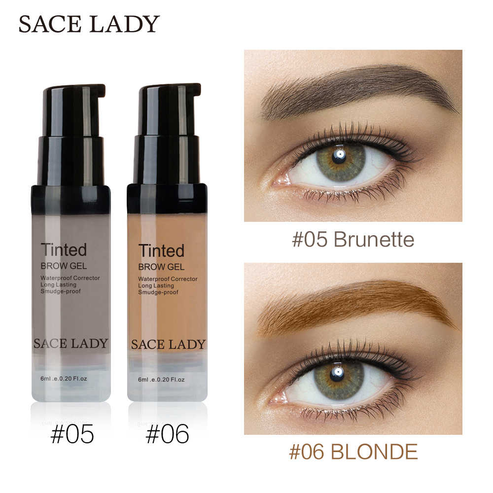 Detail Feedback Questions About Sace Lady Henna Eyebrow Dye Gel
