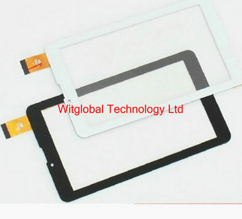 2pcs/lot New touch screen For 7 Digma Hit HT7071MG / Oysters T72ER 3G Tablet panel Digitizer Glass Sensor Replacement Free Ship new touch screen for 7 digma hit 3g ht7070mg tablet touch panel digitizer glass sensor replacement free shipping