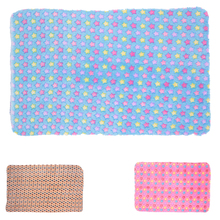 Floral Star Print Pet Warm Mat for Cats and Dogs