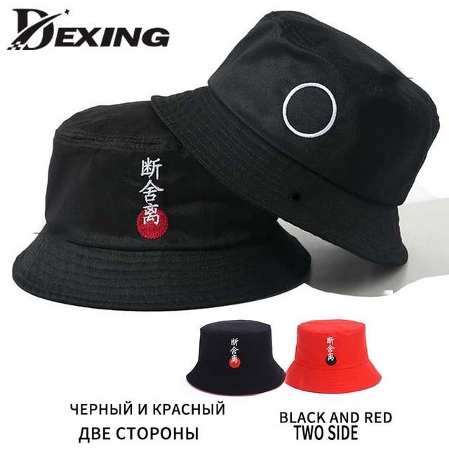 f0da229e257dc De algodón casual unisex cubo sombrero hombres mujeres Bob gorras de Hip  Hop de Panamá Sun