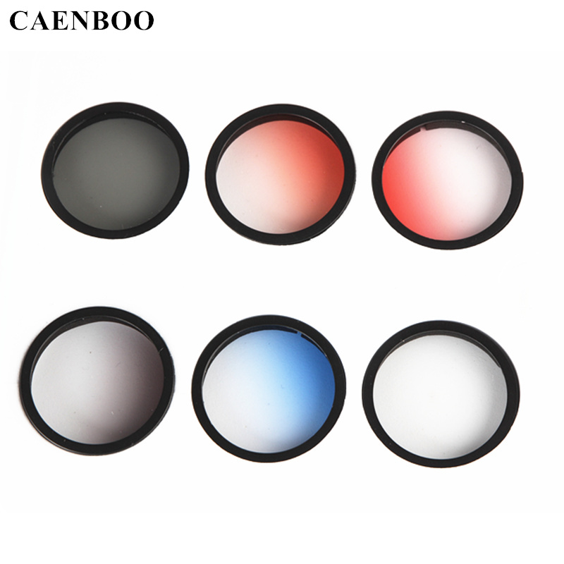 CAENBOO Lens Filter Protector ND 2 4 CPL Star Gradient Graduated Drone For DJI Phantom 3 Advanced/Standard/Professional Pro/SE 4 стоимость