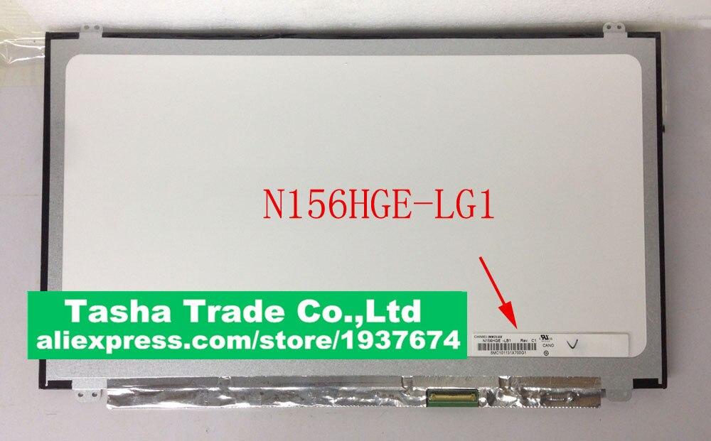 N156HGE-LG1 N156HGE LG1 LCD Screen LED Display FHD Matte 1920*1080 LVDS 40PINS