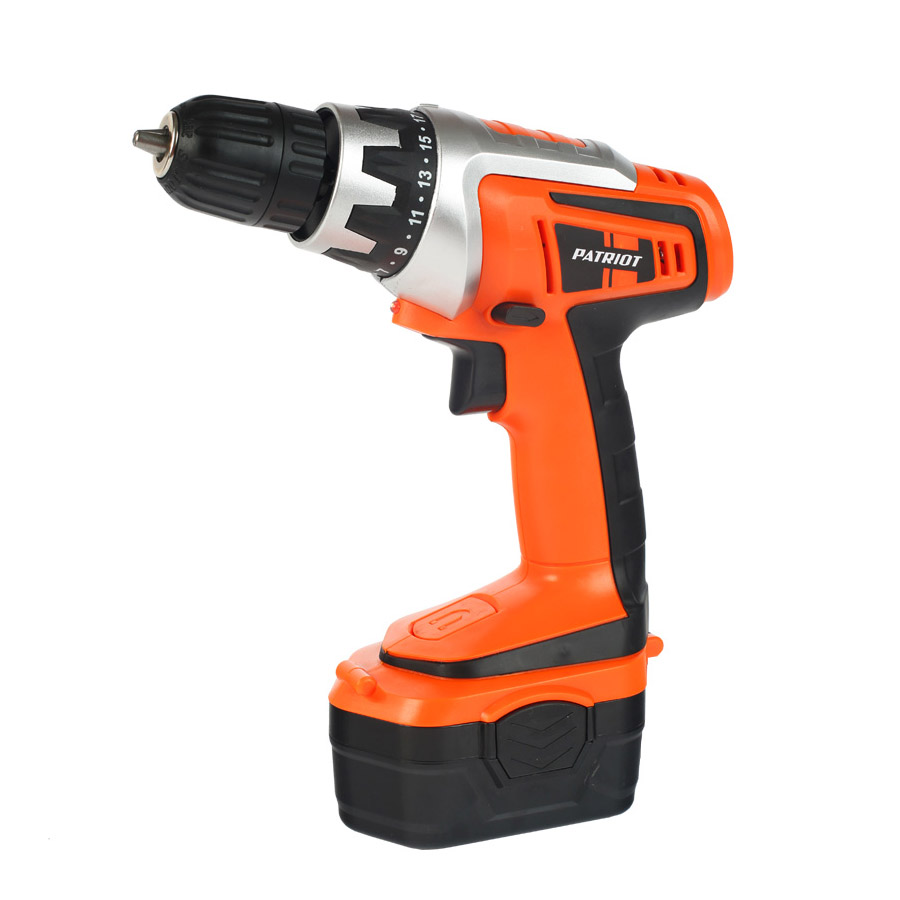 Cordless drill screwdriver PATRIOT BR181 The One