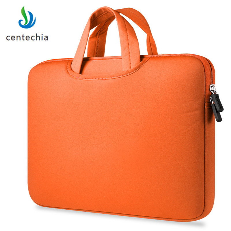 Image 3 - Centechia 11 13.3 15.4 15.6 inch Laptop Bag Case Laptop Handbags Sleeve Case  Zipper Computer Sleeve Case For Laptop PC Tablet-in Laptop Bags & Cases from Computer & Office