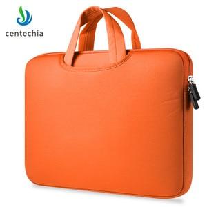 Image 3 - Centechia 11 13.3 15.4 15.6 אינץ מחשב נייד תיק מקרה נייד תיקי שרוול מקרה רוכסן מחשב שרוול מקרה עבור מחשב נייד מחשב tablet