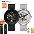 NIEUW Voor Xiaomi CIGA Ontwerp MIJN Serie mannen smart watch klok Automatische Mechanische Horloge uitgeholde Mannen Polshorloge smartwatch