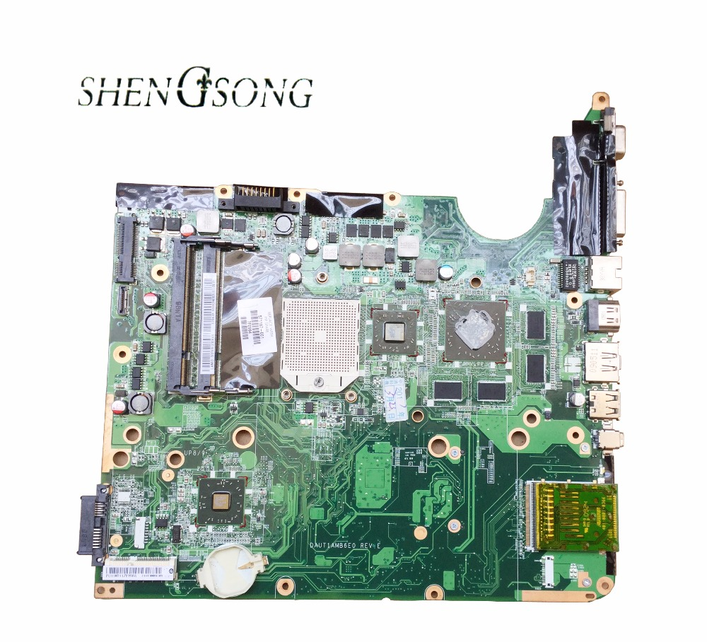 571187-001 FOR HP DV6 DV6-2000 Laptop Motherboard DV6-2000 Notebook DAUT1AMB6E1 M92 chipset 1G Fully Tested
