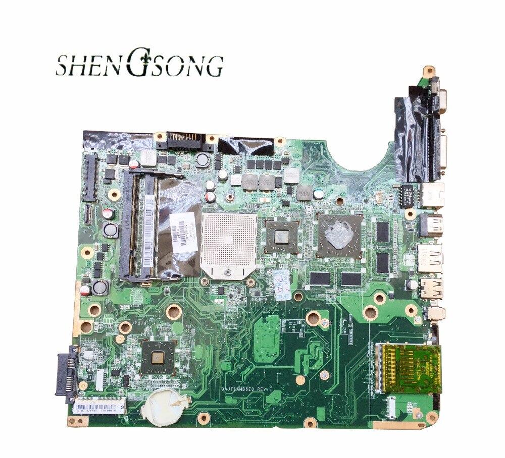 571187-001 POUR HP DV6 DV6-2000 Mère D'ordinateur Portable DV6-2000 Notebook DAUT1AMB6E1 M92 chipset 1G Entièrement Testé