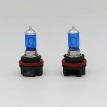 Motorcycle Headlight HS5 35/30W Halogen Bulb 5000K Headlamp P23t Light Source Schott Glass Motorcycle Accessories 2PCS
